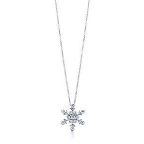 Snowflake Pendant - Gifts for Ballet Dancers