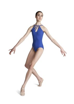 Leotard with Petal Cut-out Design - Gifts for Ballet Dancers
