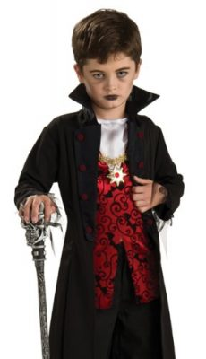 Dracula Kids Costume