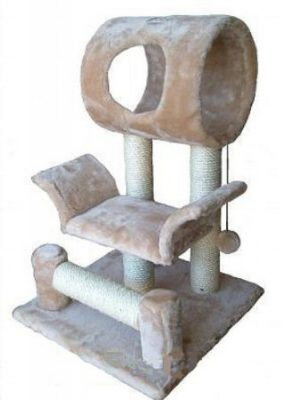 Go Pet Club Cat Tree Condo House - Cat Lover Gifts