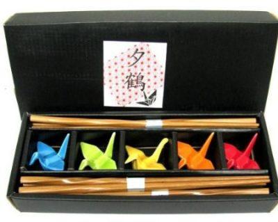 Chopsticks Set with Rests