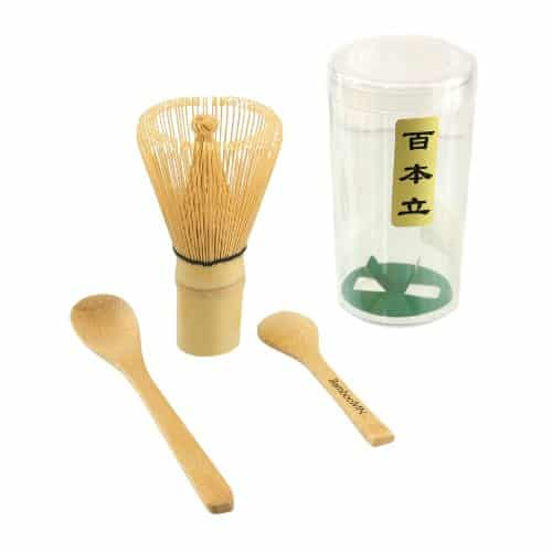 Chasen Tea Whisk & Tea Scoop