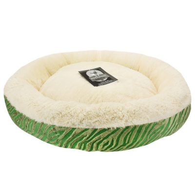 Precious Tails Ultra Soft Fur Padded Dog Bed - Gift Ideas for Dog Lovers