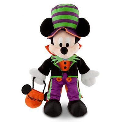 Halloween Mickey Plush