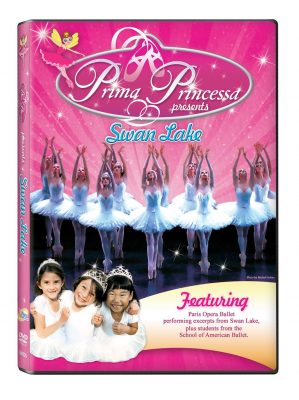 prima princessa: swan lake - gift ideas for young ballet dancers