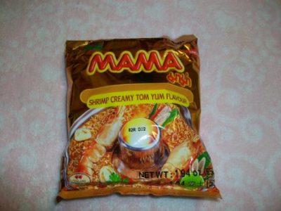 Mama Shrimp Creamy Tom Yum Flavor