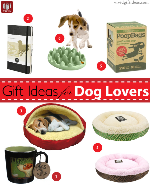 Gifts for Dog Lovers - Gift Ideas for Dog Lovers