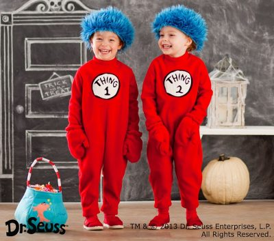 Kids Costume for Twin