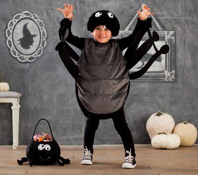 Spider Kids Costume