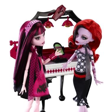 Ghoulish Dolls