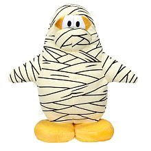 Disney Club Penguin 6.5 Inch Series 15 Plush Figure Mummy Includes Coin with Code!