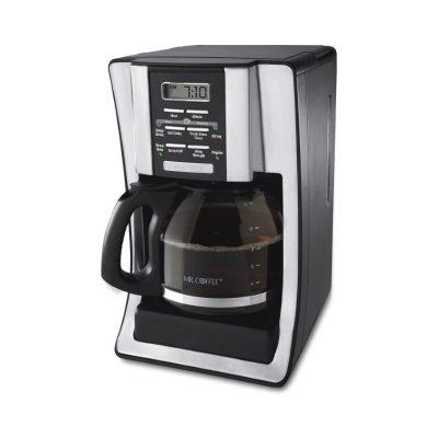 Mr. Coffee BVMC-SJX33GT 12-Cup Programmable Coffeemaker