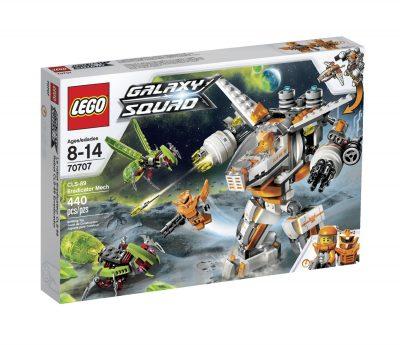 LEGO Galaxy Squad Eradicator Mech