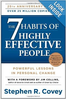 The 7 Habits of Highly Effective People Powerful Lessons in Personal Change - Employee Gift