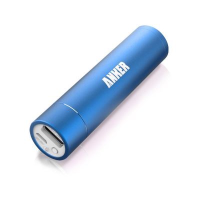 Anker® Astro Mini 3000mAh Ultra-Compact Portable Lipstick-Sized External Battery Backup Charger Power Bank Charger