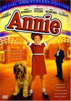 Annie DVD - Special Anniversary Version