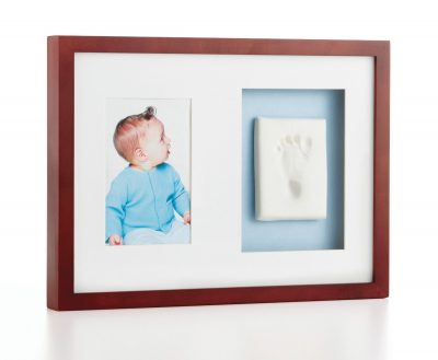 Pearhead Babyprints Keepsake Wall Frame - Baby Shower Gifts