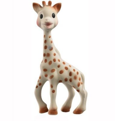 Vulli Sophie the Giraffe Teether - Baby Shower Gifts