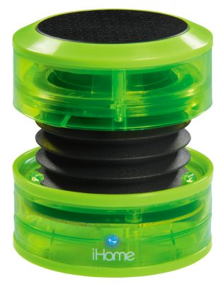 iHome Portable Speaker for MP3 Players