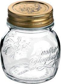 Bormioli Rocco Quattro Stagioni 5 Ounce Canning Jar