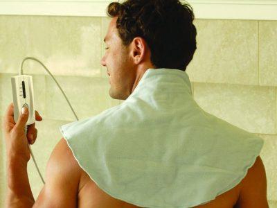 Dr. Bob's Neck Wrap Heating Pad (Dry / Moist Heat)