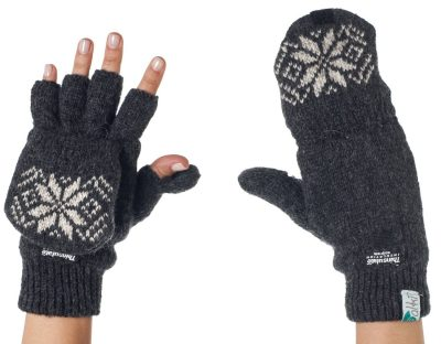 Alki'i Thermal Insulation Gloves with Mitten Cover