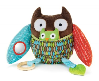Skip Hop Hug and Hide Activity Toy - Baby Shower Gifts