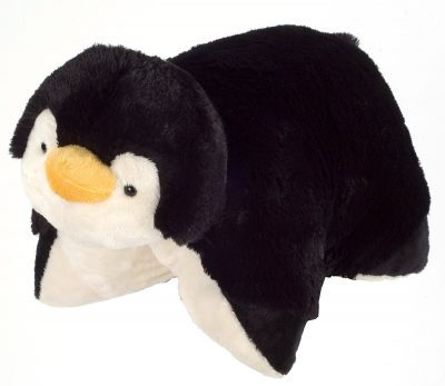 Penguin Pillow Plush