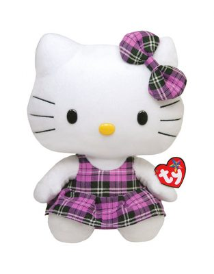 Hello Kitty Ty Beanie Buddy - Cute Hello Kitty Gifts