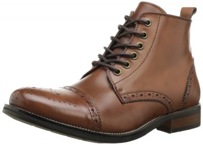 Steve Madden Men's Essexx Lace-Up Boot - Vintage Gifts