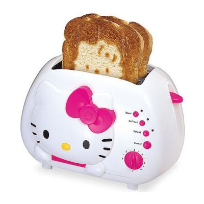 Hello Kitty Toaster - Cute Hello Kitty Gifts