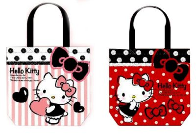 Hello Kitty Totes - Cute Hello Kitty Gifts