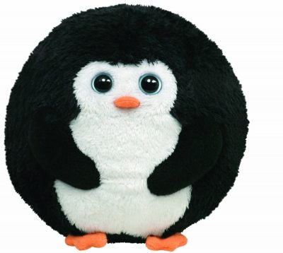 Ty Beanie Ballz - Avalanche the Penguin