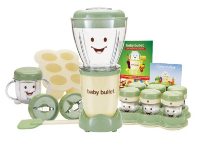 Baby Bullet Complete Baby Care System