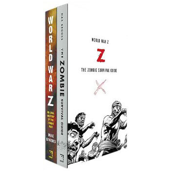 World War Z and The Zombie Survival Guide Boxed Set