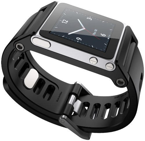 evaluation of design of tiktok watchband Buy tiktok multi-touch watch band - ipod nano 6g - black: everything else   simple snap-in design allows the user to easily and securely snap the nano into .