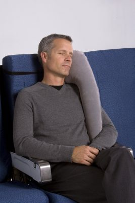 Travelrest - The Ultimate Inflatable Travel Pillow