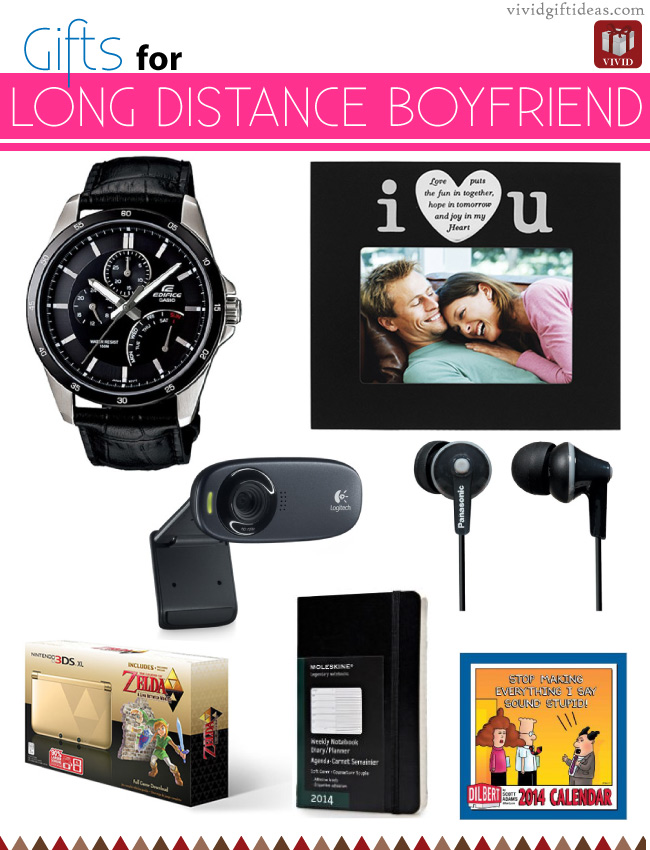 9 christmas presents for long distance boyfriend vivid 39 s for Top 10 birthday gifts for boyfriend