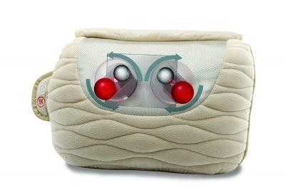 HoMedics SP-20H Ultra Plus Shiatsu Massage Pillow - romantic Christmas gift ideas for boyfriend