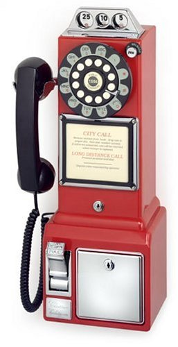 Crosley CR56 1950's Pay Phone