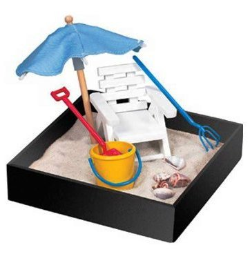 Beach Break Executive Mini-Sandbox