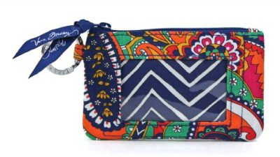 Vera Bradley Small Case (with front ID window)