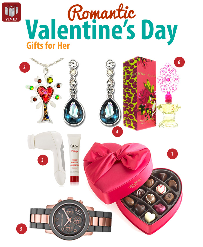 Romantic Valentines Day Gift Ideas For Wife Vivid S