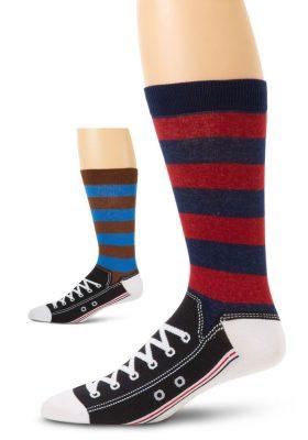 Men's Rugby Sneaker Sock
