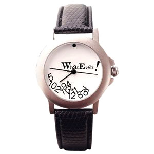 Whatever Watch - Funny Valentines Day Gifts
