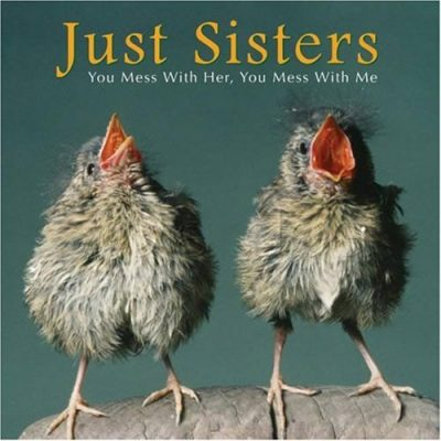 Just Sisters: You Mess with Her, You Mess with Me (Hardcover)