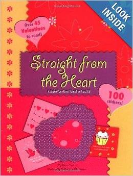 Straight from the Heart: A Make-Your-Own Valentine Card Kit