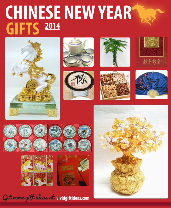 Best Chinese New Year Gifts 2014 - 🎁 Vivid\'s Gift Ideas
