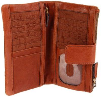 Fossil Emory Clutch Wallet (inside)