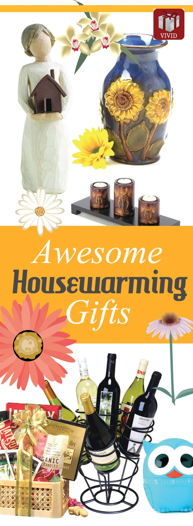 100 Great Housewarming Gifts House Warming Party